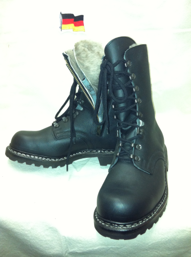 Pilotenstiefel Winter