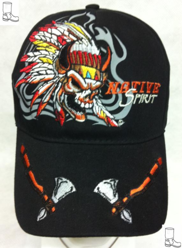 Baseballcap Native Spirit